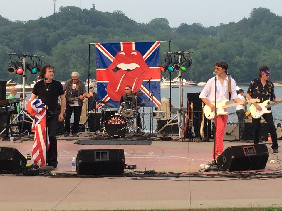 JULY 4TH OUTDOORS IN DOWNTOWN STILLWATER!!!